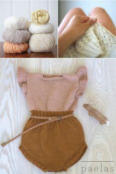 paelas knitting patterns - ✪ DIY ✪ Knitting, crochet and sewing ., paelas knitting patterns - ✪ DIY ✪ Knitting, crochet and sewing Knitting For Kids, Baby Knitting Patterns, Baby Patterns, Free Knitting, Knitting Projects, Crochet Patterns, Knitting Scarves, Stitch Patterns, Baby Clothes Patterns