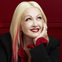 When singer-songwriter Cyndi Lauper talks about Kinky Boots, the rocker's first foray into composing for the theater, she gets emotional. The mere mention of the Tony Award-winning show - six honors, including best musical and best score for Lauper - sets Cyndi Lauper, People With Red Hair, Mick Hucknall, Four Tops, Phil Collins, Celebrity List, Janis Joplin, Rock Legends, Ringo Starr