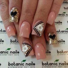 Nails strass