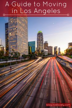 Moving in LA causes logistical problems that you won't experience in any other city. Here are a few tips if you're moving to Los Angeles