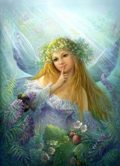 Image result for fairy paintings