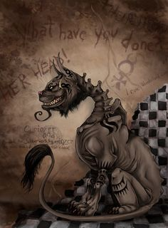 Cheshire Cat from Alice-Madness Returns (video game)