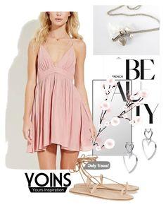 Yoins by gicreazioni on Polyvore featuring moda