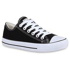 Damen Schuhe 24761 Sneaker Schwarz 42 - http://on-line-kaufen.de/stiefelparadies/42-eu-stiefelparadies-damen-schuhe-sneakers-low-2
