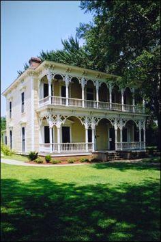 Historic Black House; pre-Civil War structure