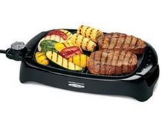 Enjoy grilling any time of the year w/ #Hamilton Beach #Indoor/Outdoor #Grill $59.97