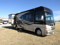 2011 Winnebago Adventurer 32H, Class A - Gas RV For Sale in Sherman, Texas   RVT.com - 139713 Sherman Texas, Alcoa Aluminum, Full Body Paint, Round Beds, Satellite Dish, Today's Market, Rv For Sale, Leather Recliner, Aluminum Wheels