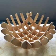 3d wood model Bowl template. Digital download template to DIY