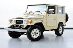 1984 Toyota Landcruiser BJ-42 Diesel