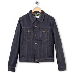 AMI Denim jacket Tropical