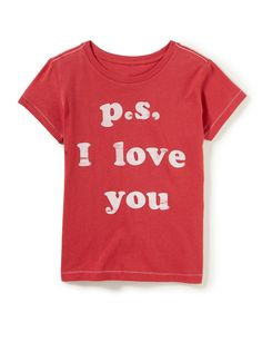 Ps I Love You - View All - Categories - girls   Peek Kids Clothing