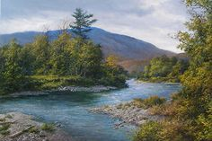 This Vermont by Andrew Orr Oil ~ 16 x 24