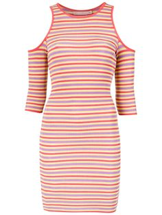 CECILIA PRADO CECILIA PRADO - STRIPED RITA DRESS . #ceciliaprado #cloth #