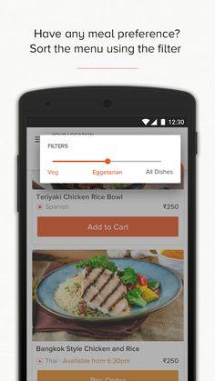 Freshmenu - Order Food Online- screenshot
