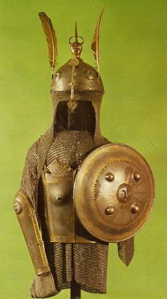 Armour and Helmets | Mughal empire