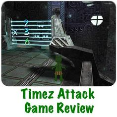 Timez Attack is, IMHO, the best tool out there for learning times tables. Read my review here.