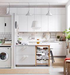 Kleine Küche optimal nutzen
