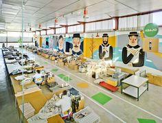 SANCAL Headquarters, Yecla, 2013 - SANCAL DISEÑO