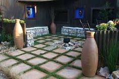 Image result for south africa small courtyard gardens