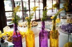 Transforme simples garrafas em lindos objetos de decoração