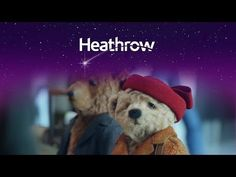 London's Heathrow Airport First Holiday Commercial - Cute Holiday Commercials 2016