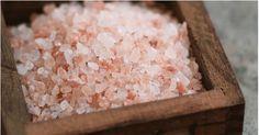 Le sel de l'Himalaya peut aider à minéraliser et détoxifier le corps