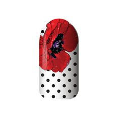 Papaveri Nail Wraps are classy nail wraps and are sure to draw attention. Brilliant Poppy flower design  The Nail Wraps are made out of a thin, flexible, non toxic self adhesive film. They are easy to apply. Our Nail Wraps are manufactured in Australia using top of the line material to ensure proper adhesion and flexibility.  Please peel off the right size required for your nail, apply, file off excess and heat for better adhesion. Application instruction is included with every purchase…