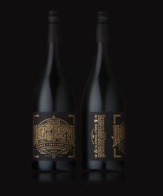 Hen's Teeth Wine — The Dieline - Package Design Resource