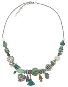Essaouira Ethnic Collar Necklace - sometimes you just need a statement necklace!