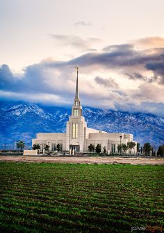 Gila Valley Temple (With Farmland)