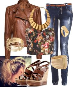 """Glam Perfecto"" by k-cat on Polyvore"