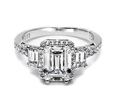 FAVORITE!!! I heart this ring from TACORI! Style no: 2621ECLGP.,