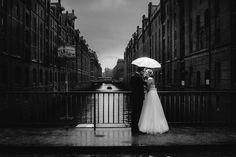 Hamburg, Mai, Hochzeit, Regen…