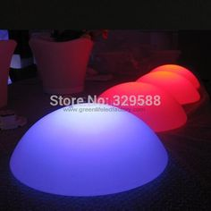 Colorful cordless led table lamps save energy lamp