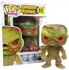 POP DC Heroes Swamp Cosa Figura in vinile