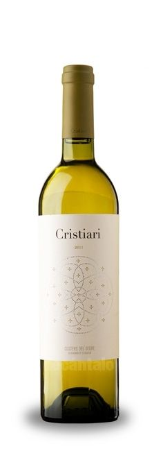 Cristiari Jove Blanc 2011, White wine Costers del Segre at decantalo.com