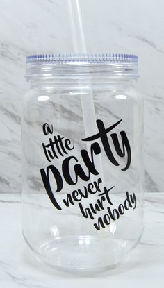 Tumbler With Great Gatsby Quote