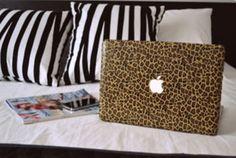 Cute: Fashion Leopard Macbook Air Cover for Girls - iPhone & iPad Accessories Cheetah Print, Animal Print Rug, Leopard Prints, Leopard Spots, Leopard Animal, Computer Love, Macbook Air Cover, Laptop Covers, Laptop Case