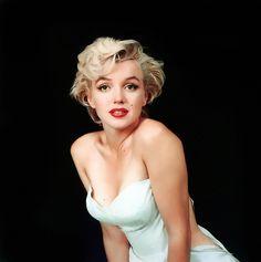 Marilyn Monroe by Milton Greene, September 1954