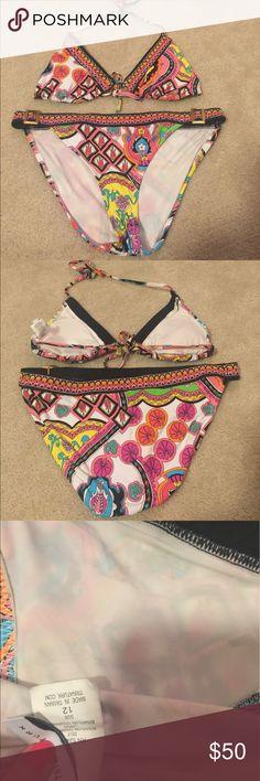 Trina Turk string bikini 12 Trina Turk string bikini 12 Trina Turk Swim Bikinis