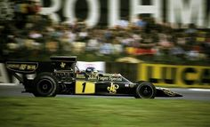 Ronnie Peterson (SWE), Lotus 72E Brands Hatch, 1974