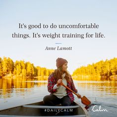 Similar to meditation, to sit in one place for 5 minutes can be uncomfortable, but what is gained is life changing Calm Quotes, Me Quotes, Motivational Quotes, Inspirational Quotes, Wisdom Quotes, Calm Meditation, Meditation Quotes, Lessons Learned, Life Lessons