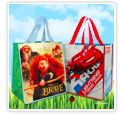 FREE Cars 2 or Brave Reusable Tote Bag at Disney Stores (April 22)