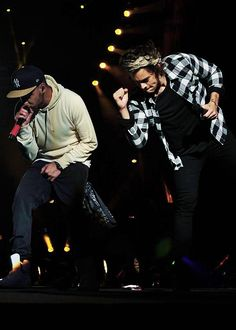Liam looks like a rapper and Harry Looks like he is apart of a indie rock band