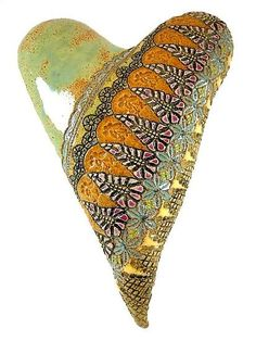 Laurie Pollpeter Eskenazi: Ceramic Wall Art