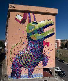 i <3 graffitti art