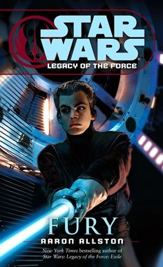 Legacy of the Force Book 7 - Fu - Aaron Allston