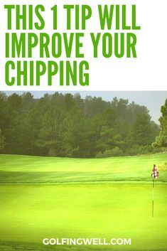 The amount of golfers that struggle with chipping is staggering. In my opinion, the main reason has nothing to do with technique per se, but tempo.Most golfers that are poor chippers have poor tempo. They have stabby strokes. So if your chipping could do Golf Chipping Tips, Golf Putting Tips, Driving Tips, Golf Instruction, Golf Tips For Beginners, Golf Exercises, Perfect Golf, Golf Training, Golf Lessons