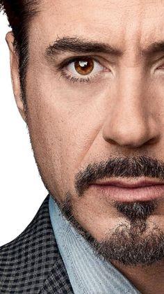 Marvel Robert Downey Jr-Eisenmann What Is Your Hair Type? Barba Tony Stark, Iron Man Tony Stark, Robert Downey Jr., Iron Man Avengers, Dirty Dancing, Downey Junior, Actors, Bearded Men, In Hollywood