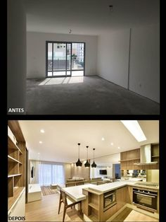 Antes e Depois - Coleções - Google+